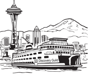 Discovery Guild Clip Art