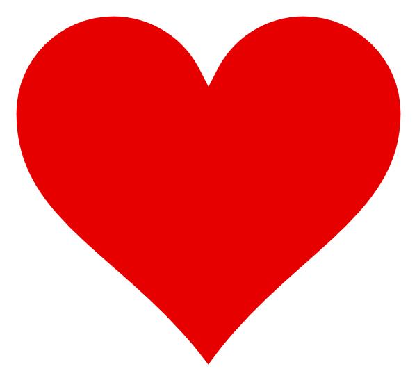 Heart Fund Logo Clip Art At Clker Com Vector Clip Art