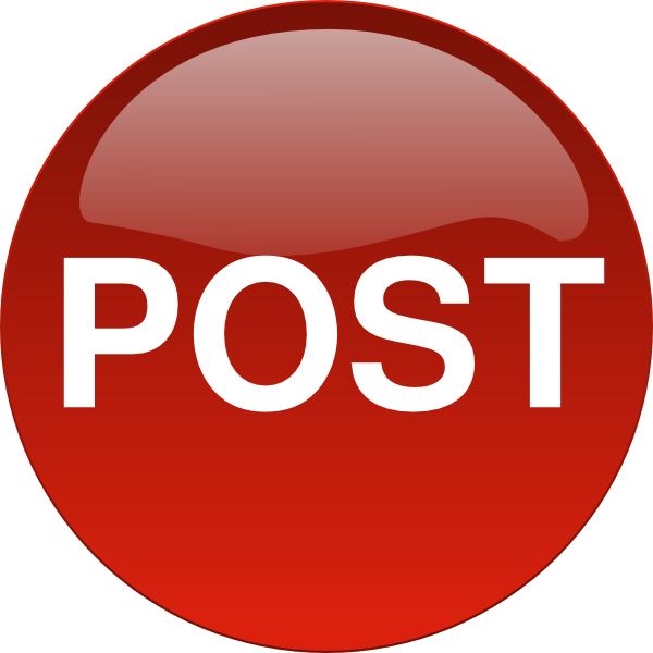 Post: Post Button Clip Art At Clker.com