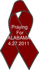 Praying For Alabama Clip Art
