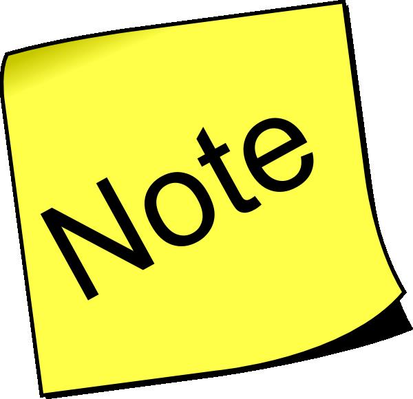 note clip art at clker com vector clip art online paperclip clip art images small paper clip clipart