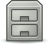 System File Manager Clip Art