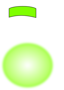 Green Chrismtas Ball Clip Art