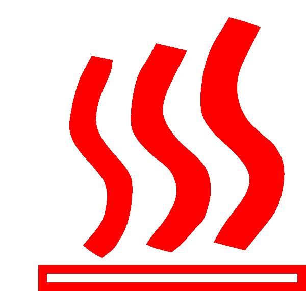 heat symbol clip art at clker com vector clip art online royalty