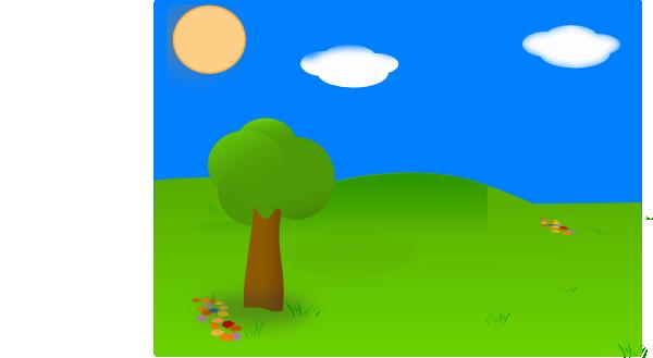 Landscape Clip Art at Clker.com - vector clip art online ...