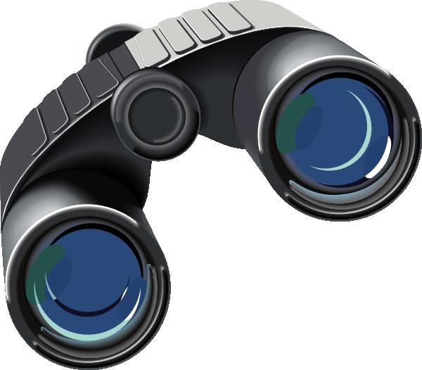 binoculars clipart - photo #3