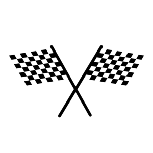 Chequered Flag Clip Art