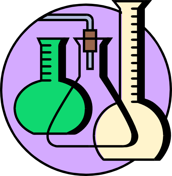 science lab test tubes clip art at clkercom vector clip