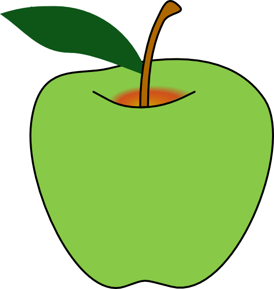 green apple clipart png. download this image as: green apple clipart png l