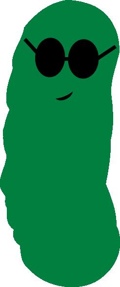Pickle Cool Clip Art a...