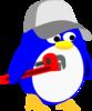 Penguin Plumber Clip Art