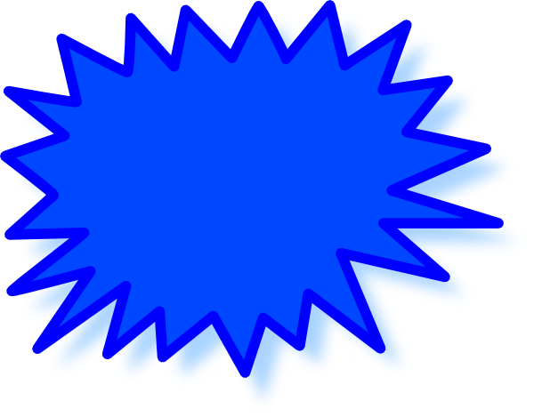 yellow starburst clipart - photo #17