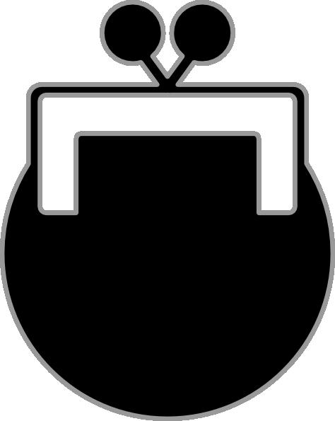 Coin Purse Clip Art at Clker.com - vector clip art online ... Purse Clipart Black And White