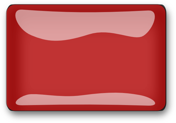 red rectangle clip art - photo #4