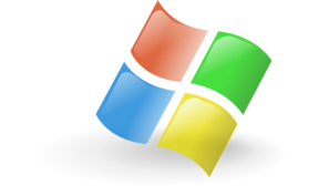 Edited Windows Logo Clip Art