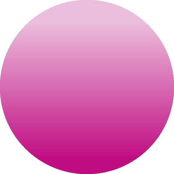 pink circle transparent clipart rh worldartsme com Zebra Circle Clip Art pink circle clip art