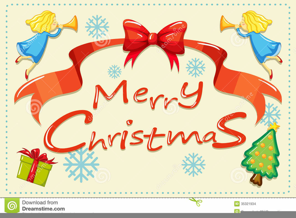 Christmas Angels Clipart.Christmas Angels Clipart Free Free Images At Clker Com