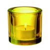 Edited By C Freedom Yellow Candle Image