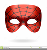 Cartoon Spider Web Clipart Image