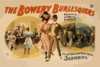 The Bowery Burlesquers Presenting An Original Burletta On The Latest New York Craze,  Slumming  Clip Art