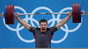 Olympic Weightlifting Wallpaper Image