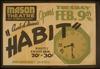 Charles C. Stewart S  Habit  Image