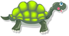 Cartoon Tortoise Image