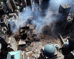 World Trade Center Collapse Image