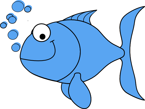 fish clipart drawing - photo #6