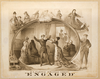 W.s. Gilbert S Burlesque Comedy,  Engaged  Image