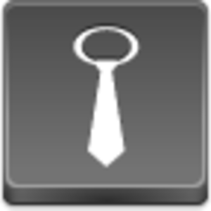 Free Grey Button Icons Tie Image