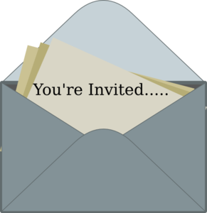 invitation clip art at clker com vector clip art online royalty rh clker com clip art for invitations for 50th anniversary clipart for party invitations free