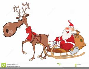Cute Christmas Clip Art.Cute Deer Christmas Clipart Free Images At Clker Com