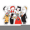 Formal Party Clipart Image