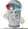Clipart Of Garbage Bins Image