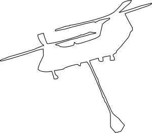 Military Helicopter Clip Art