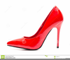 High Heel Shoe Clipart Free Image