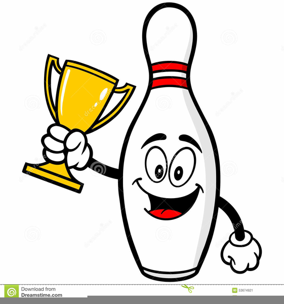 Bowling Trophy Clipart | Free Images at Clker.com - vector ...