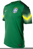 Brazil Goalkeeper Kit Image