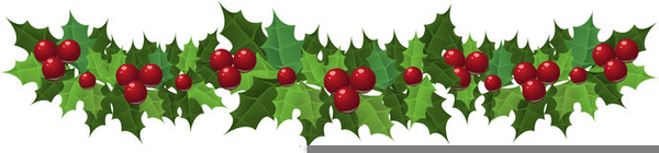 Christmas Holly Clipart Png.Christmas Holly Border Clipart Free Images At Clker Com