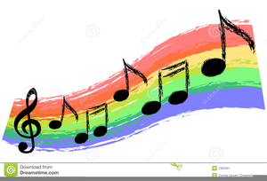Free Clipart Of Musical Symbols Image