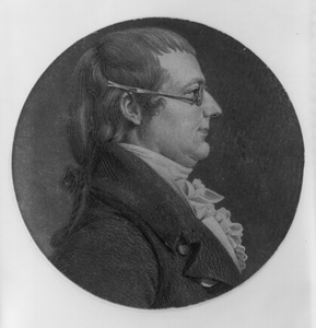 [lawrence Muse, Head-and-shoulders Portrait, Right Profile] Image
