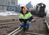 Railroad Safety Inspector Image