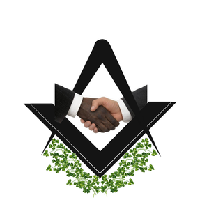 Masonic Hands Sc Image
