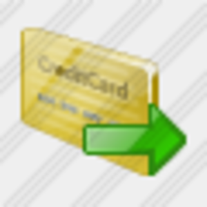 Icon Credit Card Export Image