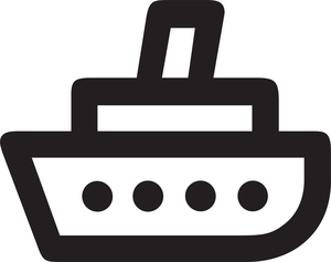 tugboat clipart free free images at clker com vector clip art rh clker com tugboat clipart black and white cartoon tugboat clipart