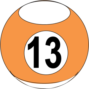 Billiard Ball 11 Image