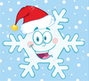 Clipart Snow Flake Image