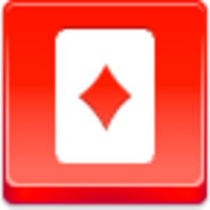 Free Red Button Icons Diamonds Card Image