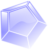 Diamond No Shadow Clip Art